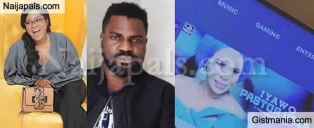 """This Is So Fake"" - Toyin Abraham & Yomi Black React To 'Iyawo Pastor KOZA' Nollywood Movie"