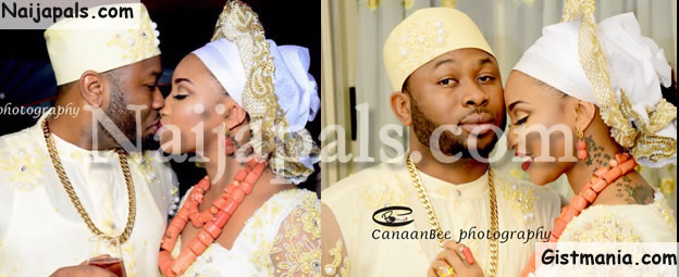 Tonto Dikeh Allegedly Stole $1M Worth Of Properties and N300M Cash From Churchill
