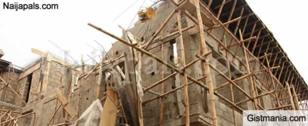 Tragedy Struck In Delta 4 People Were Killed, Many Trapped As Building Under Construction Collapses