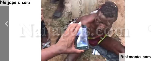 Transformer Thief Severely Burnt As Power Is Restored During His Operation (Photos)
