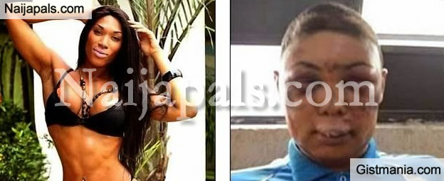 Police Strip And shaves Transgender Woman In Brazil [Graphic Photos]