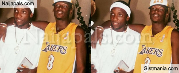 AMAZING! Legendary Nigerian Artist, Tuface Shares His ThrowBack Photo With Kcee