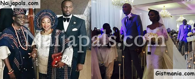 Photos From Pastor Tunde Bakare's Daughter Wedding In London