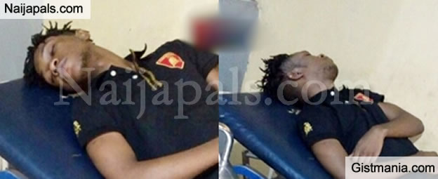 Abducted Singing Twins Hospitalized After Their Rescue From Kidnappers Den (Photos)