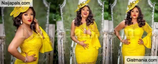 Actress, Uche Elendu Celebrates Birthday With Stunning Photos