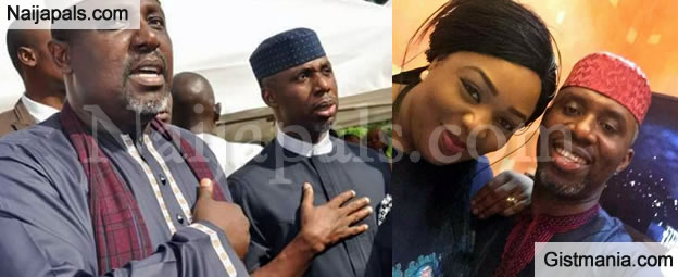 Okorocha's Son Inlaw, Uche Nwosu Suspended By Party Over Fund Mismanagement