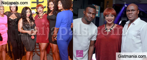 Check Out Photos From Actress Uche Ogbodo's 30th Birthday Party - Photos