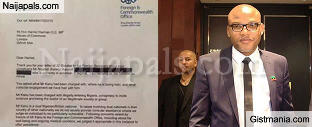 LMAO - O.Y.O: British Government Declines Request From Kanu Nnamdi's Lawyers To Help Him (Photo)