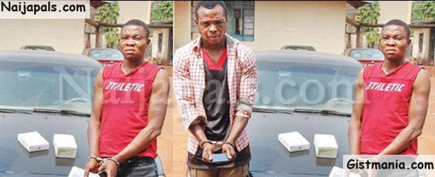 Two Ebonyi State University Undergraduates Kill US Returnee