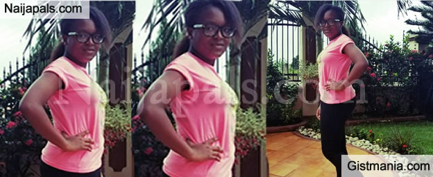 WOW! Never Seen Before Photo OF Van Vicker's Pretty Daughter, J'dyl Vanette Vicker