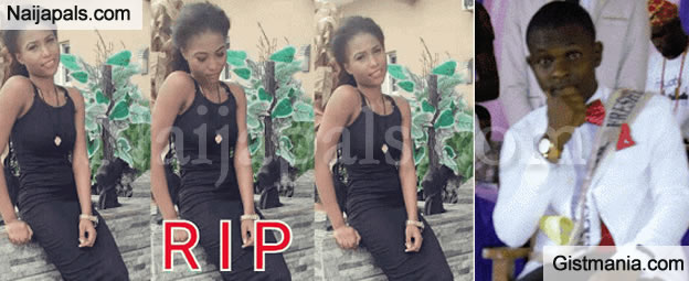 Jealous Female UNIBEN Student Who Had A Crush On A Guy Poisons Guy & His Girlfriend (Photos)