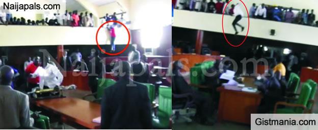 Edo House Of Assembly Crisis: Victor Edoror & Elizabeth Ativie Combat For Speaker's Seat