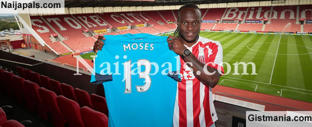 Victor Moses Rejects Nigeria Callup For Friendly Match Over Fear of Injury