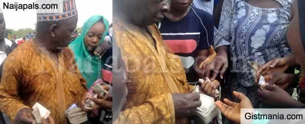 #KogiDecides2019: Photos Of Vote Buying and Serious Threats To Democracy in Nigeria