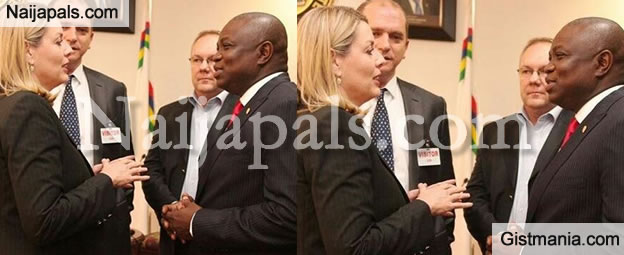 Walmart Might Be Planning To Open A Store In Lagos As CEO Meets With Lagos State Governor
