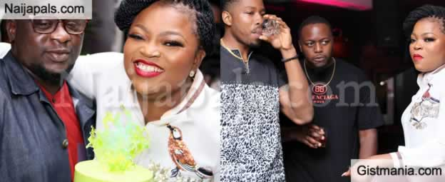 Photos From Wande Coal's Birthday Party In Lagos (Funke Akindele, Ike and More)