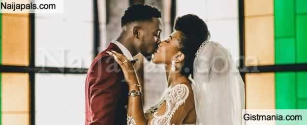First Photos From The White Wedding Of Leicester And Nigeria Midfielder, Wilfred Ndidi And His Bride