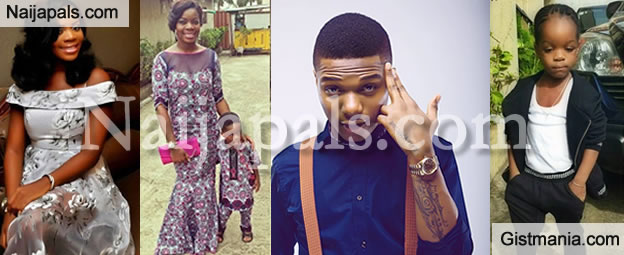 What I Went Through To Have Wizkid's Son - Wizkid Babymama, Sola Ogudugu