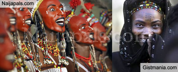 Check Out The Woodaabe Tribe In Africa Where Women Are Free To Have Many Husbands - Photos