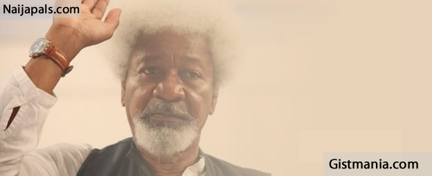 Wow! Igbos Voted Based On Their Stomach - Wole Soyinka