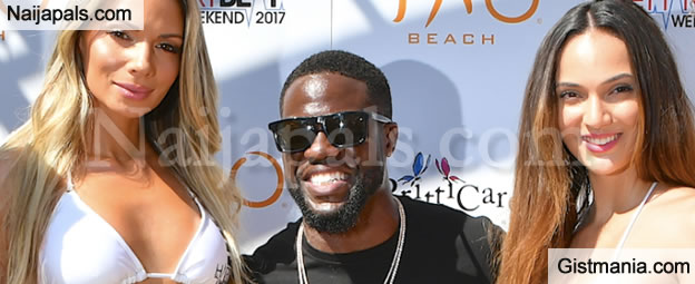 The Woman Kevin Hart Was Cheating On His Wife With, Is Montia Sabbag a Stripper From Boston