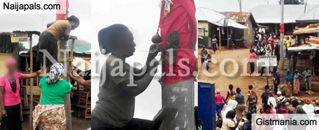 "Local Residents Attempt To Fight Off NEPA Staff Using Charms and Diabolical ""Jazz"" (Photos)"