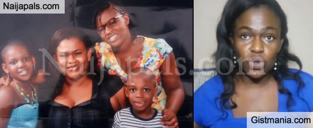 Woman Cries Out For Justice After Policemen Abducted Her 2 Children In Rivers