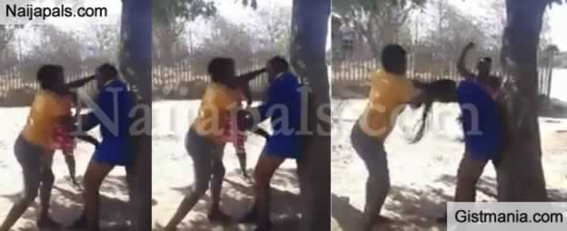 2 South African Women Beat Up A School Girl For Reportedly Dating One Of Their Husbands.
