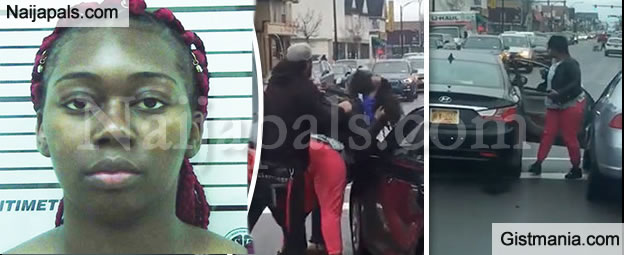 Woman's 3 Months Old Baby Falls And Dies While She Is Fighting in The Street (Sad Video)