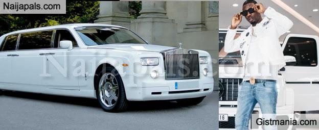Dubai-based Nigerian Big Boy Woodie Splashes N117m on 2019 Rolls Royce Cullinan (Video)