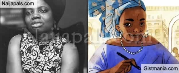 Late Nigerian Novelist Buchi Emecheta Celebrated By Google Doodle