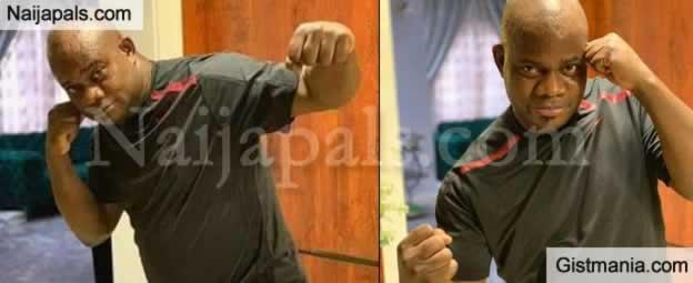 I am Expecting 100% Of The Votes On Saturday - Kogi State Govenor, Yahaya Bello