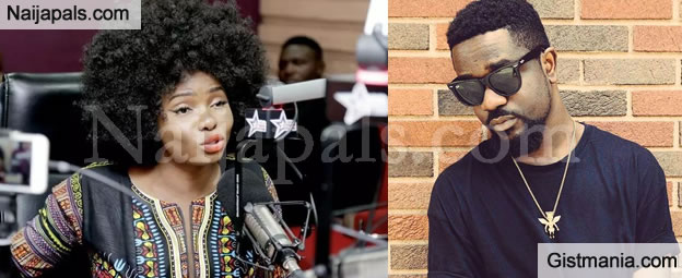 Yemi Alade Reveals How Ghanaian Rapper, Sarkodie Disgraced And Snubbed Her On 3 Occassions