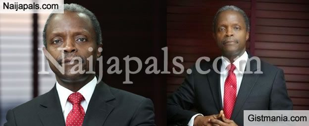 Yemi Osinbajo Hints On How He Became VP After An Anonymous Person Recommended Him