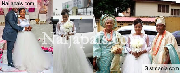 Official Wedding Photos of Yemisi and Yomi Winners of My Big Nigerian Wedding