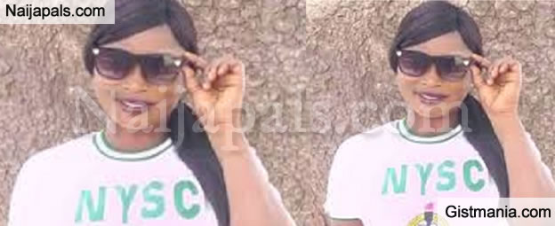 Photo of Pretty Female Corps Member Who Collapsed And Died At NYSC Orientation Camp in Bauchi