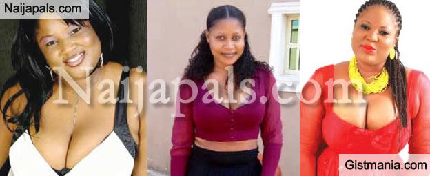 Omunamo! The Water Melons! Meet Top 25 Yoruba Actresses With Big Bosom