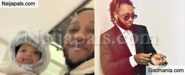 Yung6ix Shared Video of His Cute Baby Boy