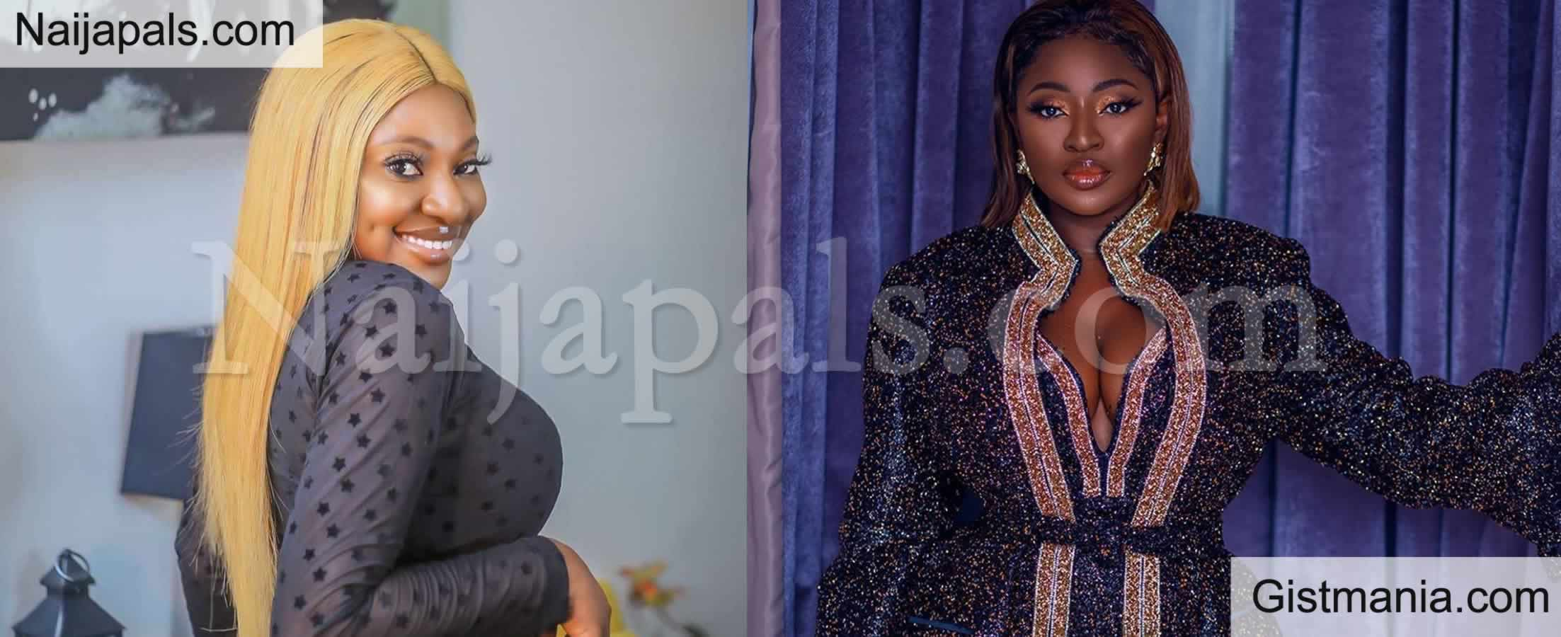 Yvonne Jegede Comes Out in New Style, Check Out Her Glam Photos