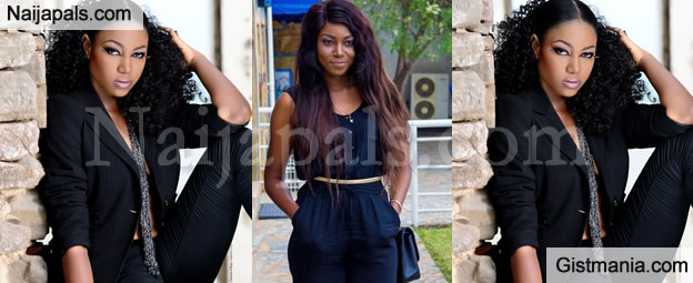 I Regret Not Taking My Education Seriously - Actress Yvonne Nelson