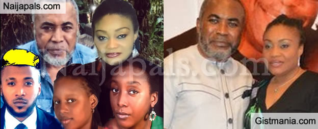 Actor Zack Orji Talks On How He Copes With Female Fans To Doing Dishes At Home - See Full Gist