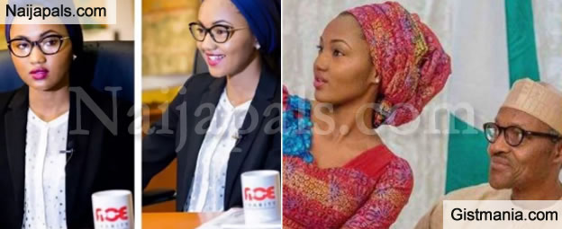 Nigerians React As  Zahra Buhari-Indimi Shares A Cryptic Message On Her Instastories