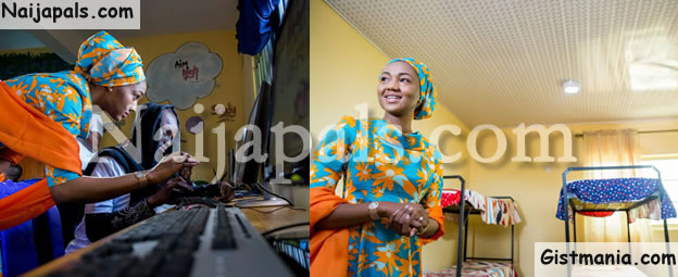 President's Daughter, Zahra Buhari Builds House For Over 90 Orphans In Kaduna (Photos)