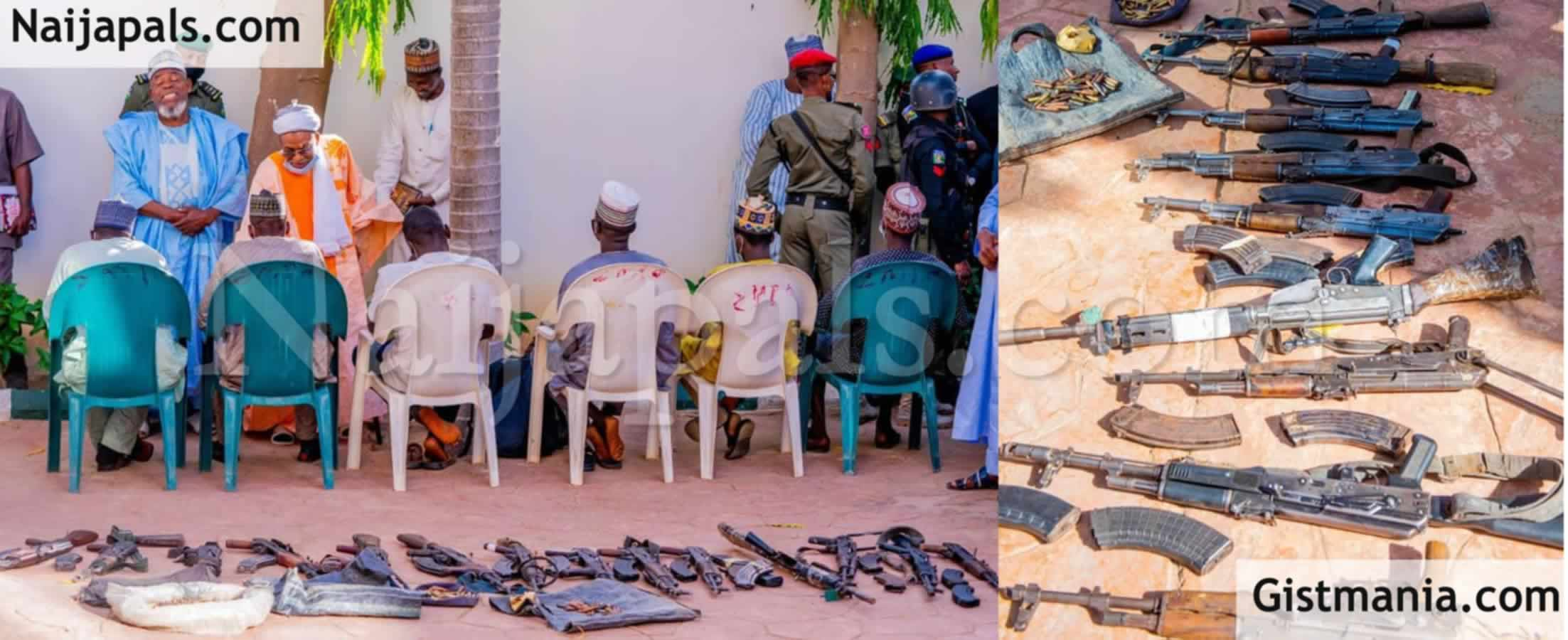 We Decided To Kill 50 People For Every Slain Herdsman - Head Of Zamfara Bandits Confesses