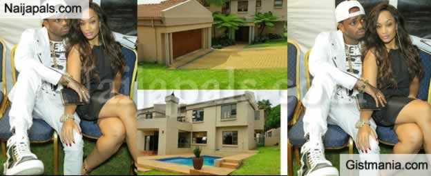 Zari Hassan Move Out Of Diamond Platnumz's House One Year After Dumping Him  In South Africa