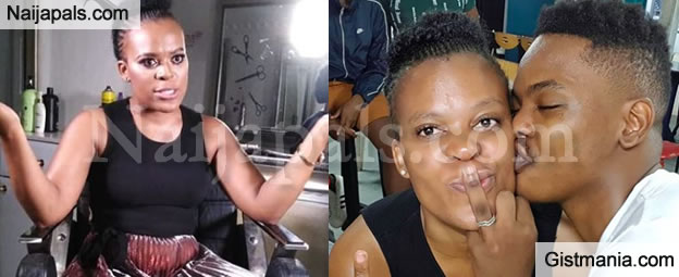 He Will Bear My Surname Once We Are Married - South African 'Pantless' Dancer, Zodwa Wabantu